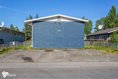 Anchorage Multi Family Home For Sale: 724 N Flower Street