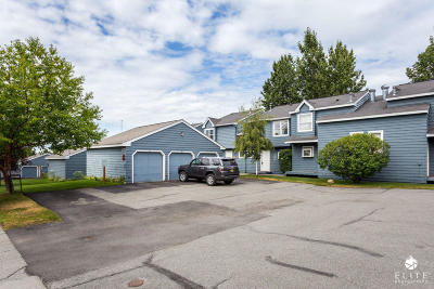 Anchorage Condo/Townhouse For Sale: 1520 Elcadore Drive