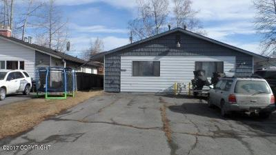 Anchorage AK Rental For Rent: $1,100