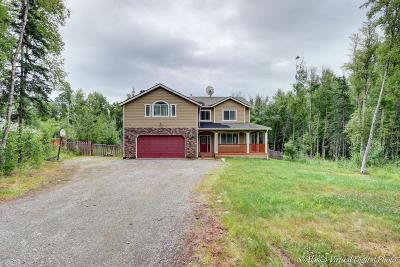 Wasilla Single Family Home For Sale: 470 E White Spruce Loop