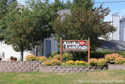 Anchorage, Chugiak, Eagle River Condo/Townhouse For Sale: 2891 W International Airport Road #C-204