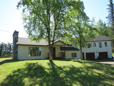 Kenai Single Family Home For Sale: 1103 Second Avenue