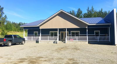 Wasilla Commercial For Sale: 1625 Edlund Road