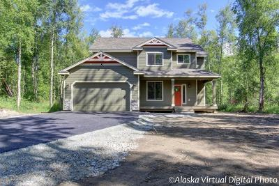 Chugiak AK Single Family Home For Sale: $558,383