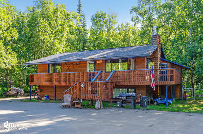 Wasilla AK Single Family Home For Sale: $315,000