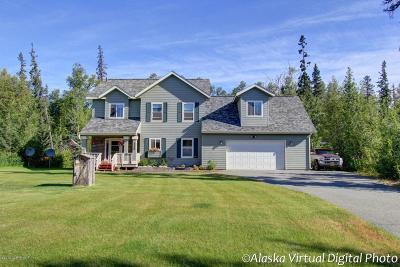 Wasilla AK Single Family Home For Sale: $329,900