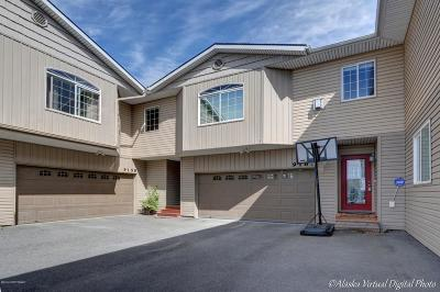Anchorage AK Condo/Townhouse For Sale: $283,000