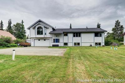 Anchorage AK Single Family Home For Sale: $469,000