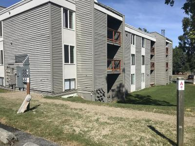 Anchorage AK Condo/Townhouse For Sale: $75,000