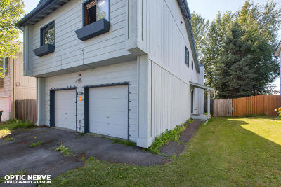 Anchorage Single Family Home For Sale: 8418 Barnett Drive
