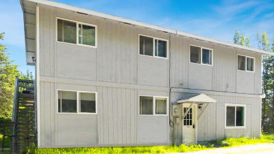 Soldotna Multi Family Home For Sale: 33140 Gas Well Road