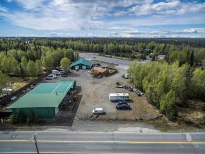 Kenai Business Opportunity For Sale: 8847 Kenai Spur Highway