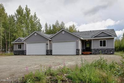 Wasilla Multi Family Home For Sale: 6405 E Brainard Circle