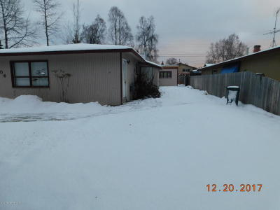 Anchorage AK Multi Family Home For Sale: $252,000