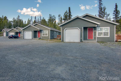 Wasilla Multi Family Home For Sale: 3809 Tweed Court