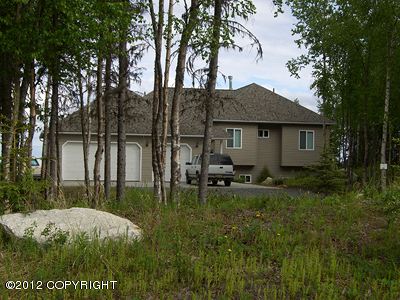 Soldotna Single Family Home For Sale: 45120 Cosmosview Court