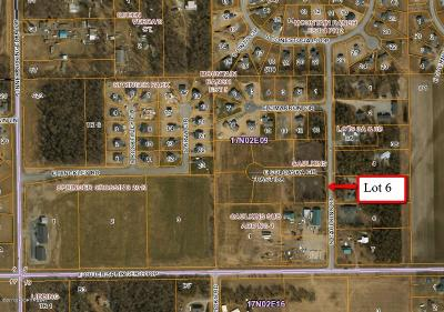 Palmer Residential Lots & Land For Sale: L6 Coloaska Circle