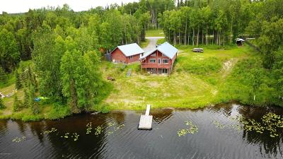 Soldotna, Sterling, Kenai Single Family Home For Sale: 37866 Rainbow Drive
