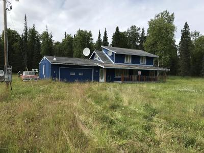 Nikiski/North Kenai Single Family Home For Sale: 46715 Spruce Haven Street