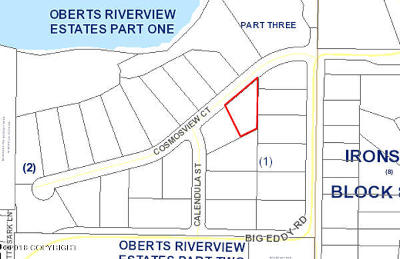 Soldotna Residential Lots & Land For Sale: L11 B1 Cosmosview Court