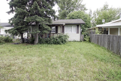 Anchorage Single Family Home For Sale: 208 Bunn Street