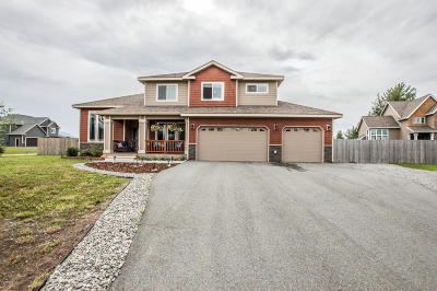 Wasilla Single Family Home For Sale: 2752 S Pullet Circle
