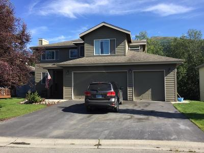 Eagle River Single Family Home For Sale: 8515 Lassen Circle