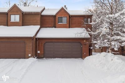 Anchorage Single Family Home For Sale: 1720 Commodore Drive