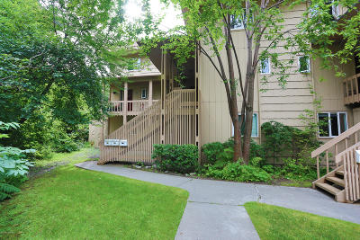 Anchorage Condo/Townhouse For Sale: 832 O Place #832