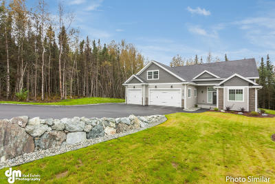 Eagle River Single Family Home For Sale: L5 B5 West River Drive