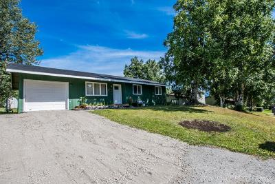 Palmer AK Single Family Home Pending: $175,000