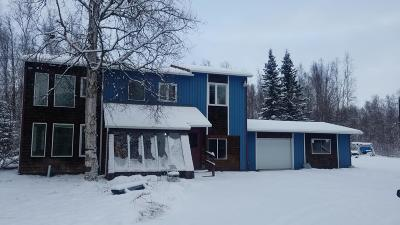 Chugiak Single Family Home For Sale: 19182 S Birchwood Loop