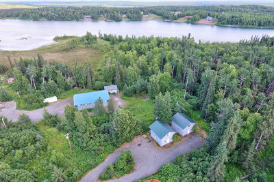 Soldotna, Sterling, Kenai Single Family Home For Sale: 39321 Hallelujah Tail Drive