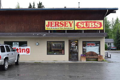 Soldotna Business Opportunity For Sale: Jersey Subs