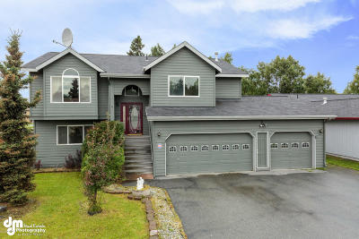 Anchorage Single Family Home For Sale: 9958 Poseidon Drive