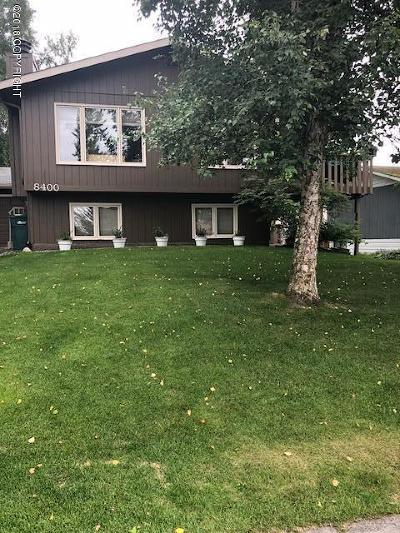 Anchorage Single Family Home For Sale: 8400 E 11th Court