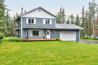 Soldotna Single Family Home For Sale: 34575 Silver Weed Street