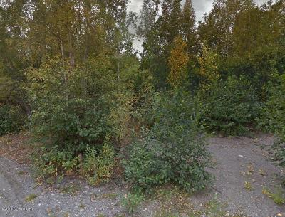 Wasilla AK Residential Lots & Land For Sale: $44,900