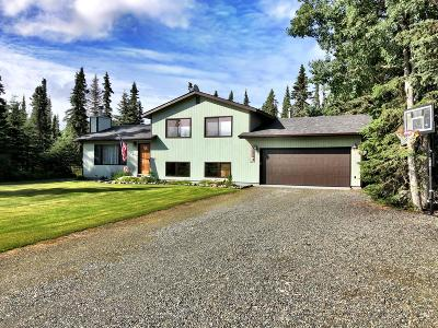 Kenai Single Family Home For Sale: 2560 Seine Court