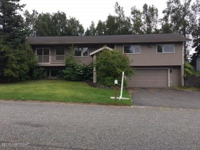 Anchorage, Eagle River, Girdwood, Chugiak Single Family Home For Sale: 910 Joham Circle