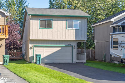 Anchorage Single Family Home For Sale: 3617 Image Drive