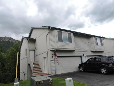 Eagle River Condo/Townhouse For Sale: 19962 Driftwood Bay Drive