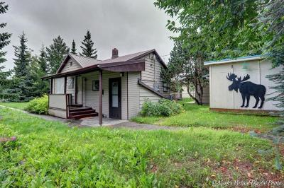 Anchorage Single Family Home For Sale: 928 E 9th Avenue