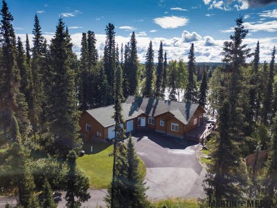 Soldotna Single Family Home For Sale: 831 River Estates Drive