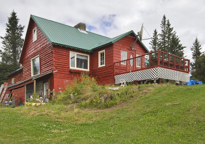 Single Family Home For Sale: 54540 East End Road