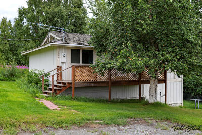 Palmer AK Single Family Home For Sale: $229,000