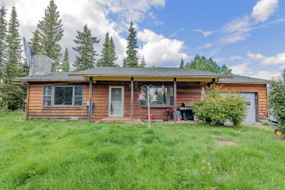 Soldotna, Sterling, Kenai Single Family Home For Sale: 36750 Feuding Lane