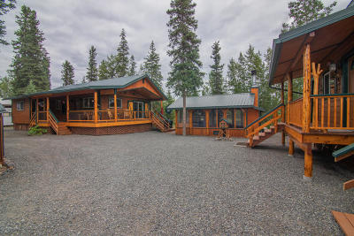 Soldotna, Sterling, Kenai Single Family Home For Sale: 34830 Chinook Run Drive