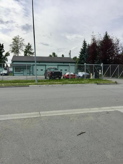 Anchorage Commercial For Sale: 216 N Bunn Street