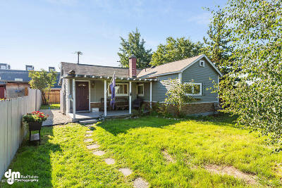 Single Family Home For Sale: 242 W 12th Avenue